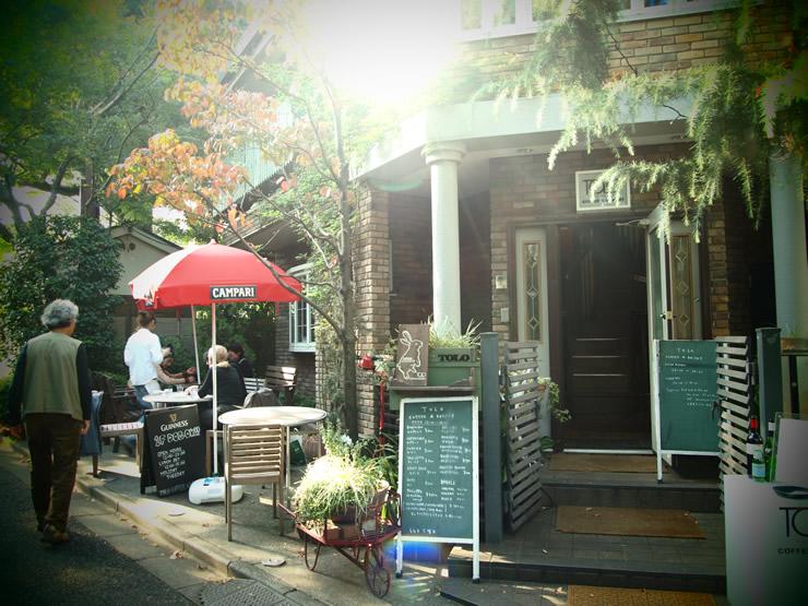 TOLO COFFE&BAKERY (トロ コーヒーアンドベーカリー)<br />@代沢