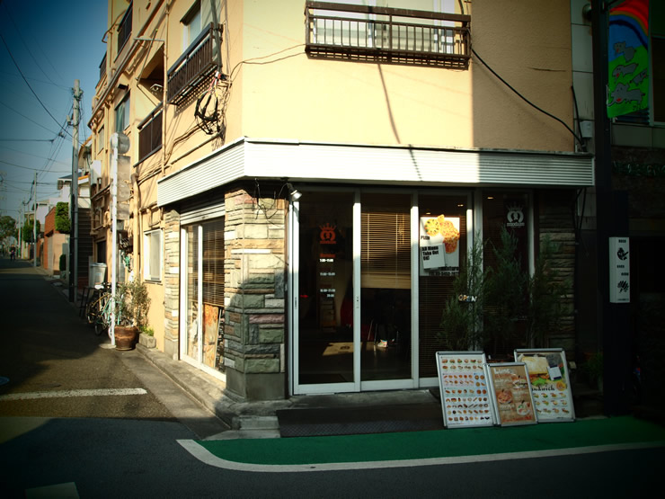 mixture bakery&#038;cafe (ミクスチャー ベーカリー&カフェ)<br />@下北沢