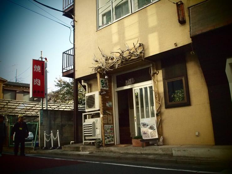 Cafe Stay Happy (カフェステイハッピー)<br />@下北沢