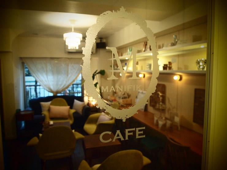 CAFE MANIFIK(マニフィーク)<br />@三軒茶屋