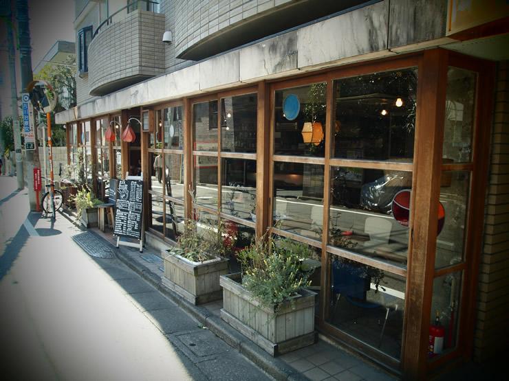 bio ojiyan cafe (ビオ・オジヤン・カフェ)<br />@下北沢