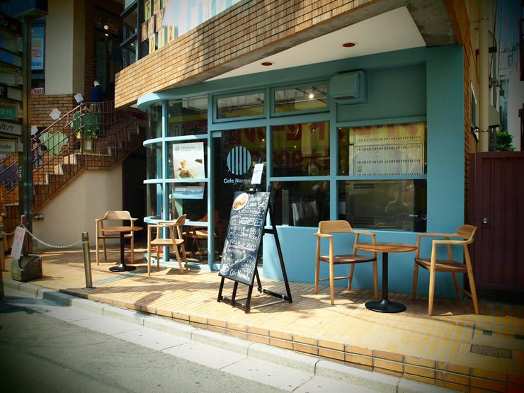 20種類から選べる香ばしいパニーニと素敵なインテリアが一度に楽しめるカフェ。<span>Cafe Normale(カフェ ノルマーレ)@下北沢</span>